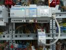 KNX IP Gateway installed